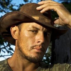 Cowboy, Pantanal, Brazil